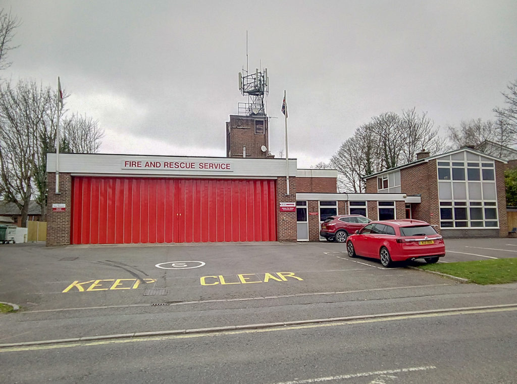 Fire & Rescue Station